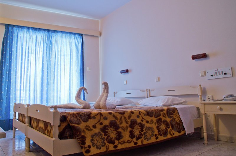 Hotel In Kos Koala Double Room With Extra Bed